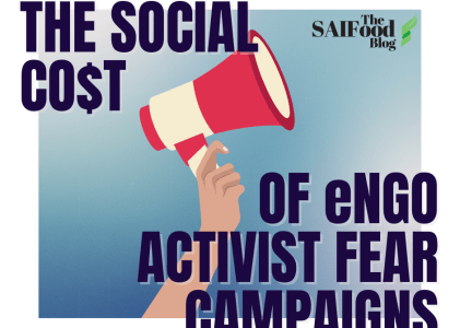 The Social Costs of Environmental Activist (eNGO) Fear Campaigns