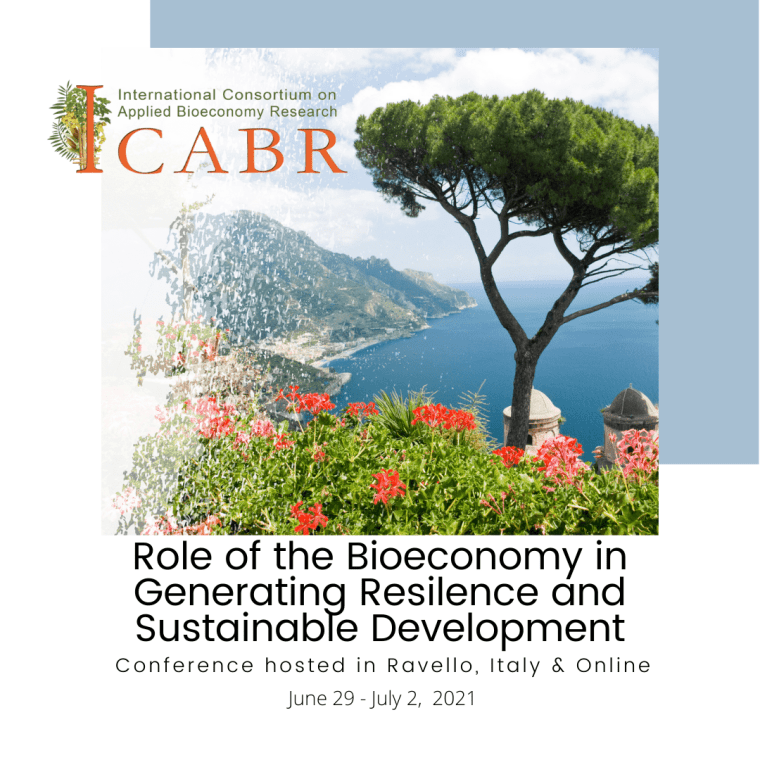 ICABR 2021 Conference