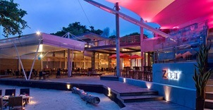 Sai Kaew Beach Resort bar