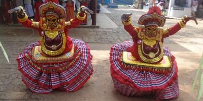Thirayattam | തിറയാട്ടം