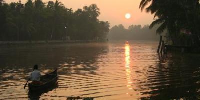 Kerala Backwater   കേരളാ ബാക്ക്വാട്ടര്