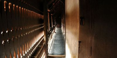 Kerala Fort | Padmanabha Puram Palace