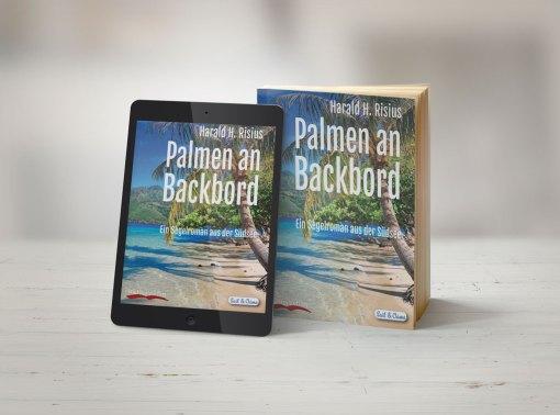 Palmen an Backbord | Ein Segelroman aus der Südsee