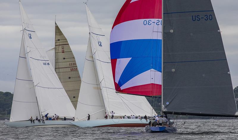 With World Championship On Horizon 12 Metre North