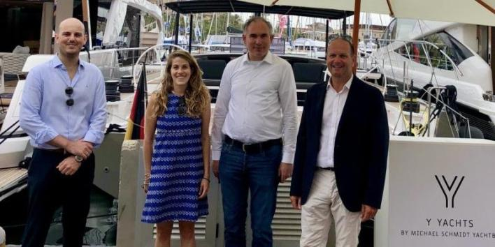YYachts world premiere at Cannes Yachting Festival 2021