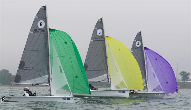 RS Ventures At Para World Championships Day 3 XS Sailing