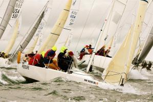 Boat Handling: Rounding the Windward & Offset Marks