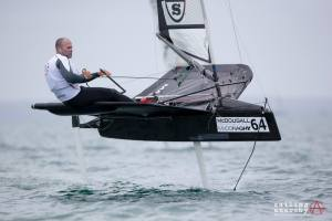 Profiles in Pro Sailing: Andy Horton