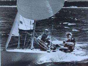 Profiles in Pro Sailing: Adam Werblow