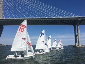 ICSA Team Race Rankings, #1, Spring 2017