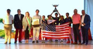 USA Lauderdale Opti Team Wins European Team Race Regatta