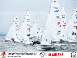 2017 470 Junior World Championship Results & Report