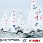 2017 470 Junior World Championship Results & Report