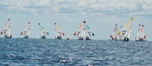 College Sailing Kicks off the Fall Season