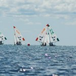 College Sailing Kicks off the Fall Season