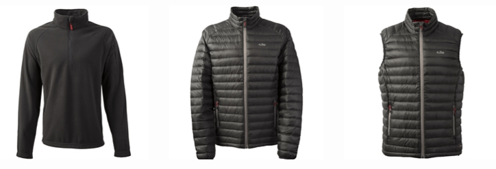 Sponsor News: Gill Launches New Hydrophobe Down Fall Line