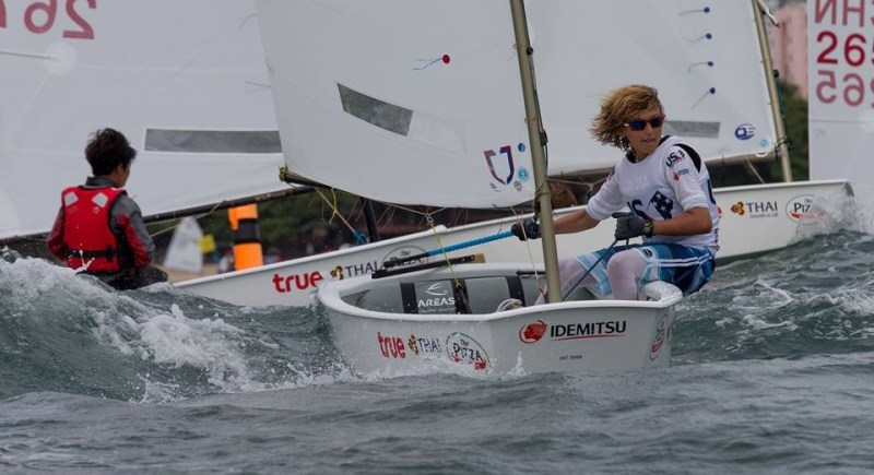 Profiles in Youth Sailing: Stephan Baker
