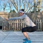 Leg Strength: 30 Day Squat Challenge
