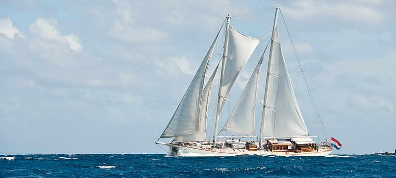 Segelreisen Segelkreuzfahrt Sailing Classics SAILACTIVE