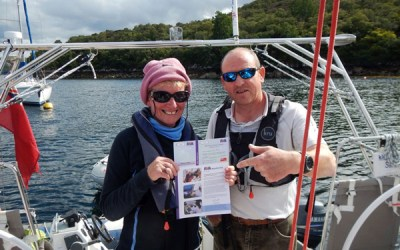 Book your RYA training courses for 2020