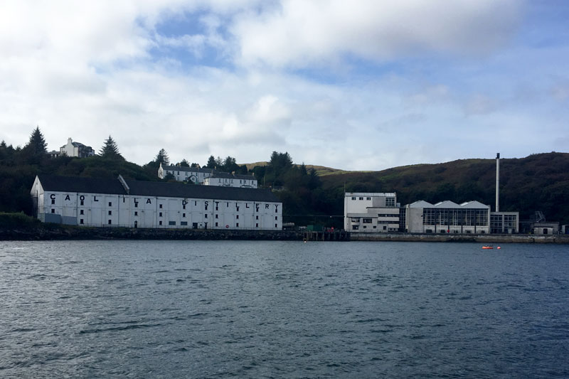 Heading South for Winter – passing whisky distilleries