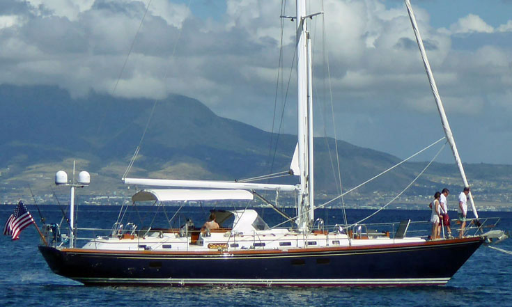 Popular Cruising Yachts From 50 To 55 Feet 152m To 168m