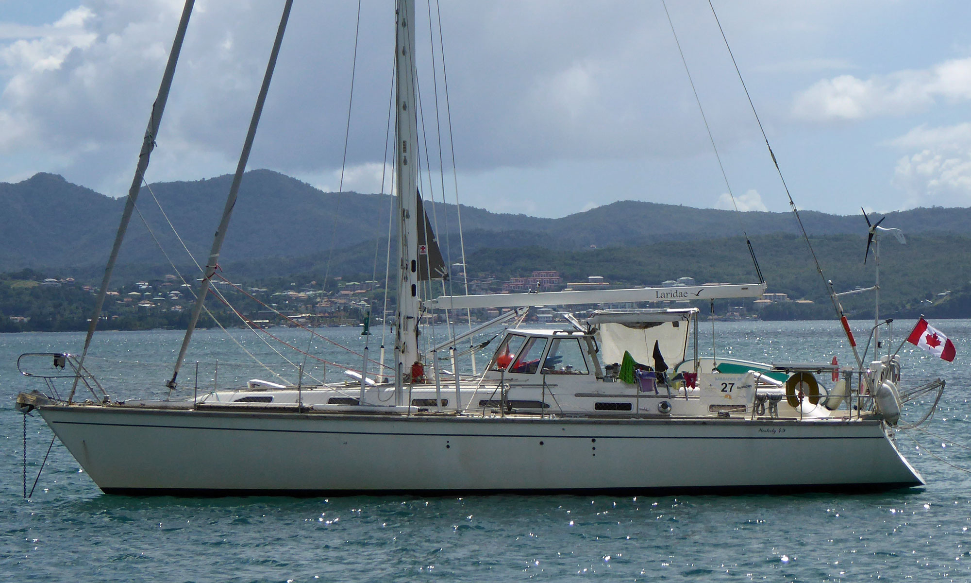 Popular Cruising Yachts From 45 To 50 Feet 137m To 152m Length Overall