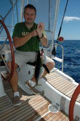 A 8 lb Tuna!