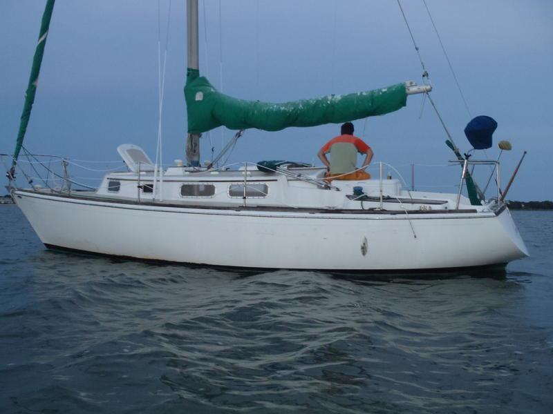 1979 TARTAN 30 Sailboat For Sale In Florida