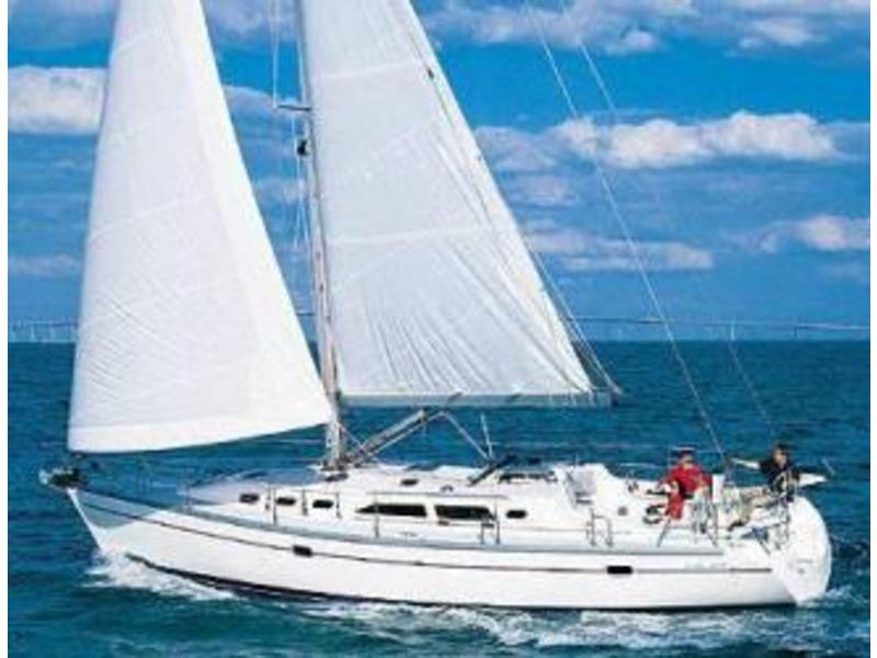 1998 Catalina 400 Sailboat For Sale In California