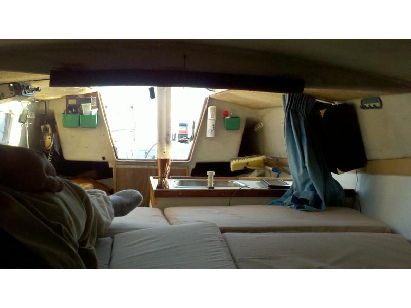 1974 Coastal Ensenada 20 Sailboat For Sale In New York