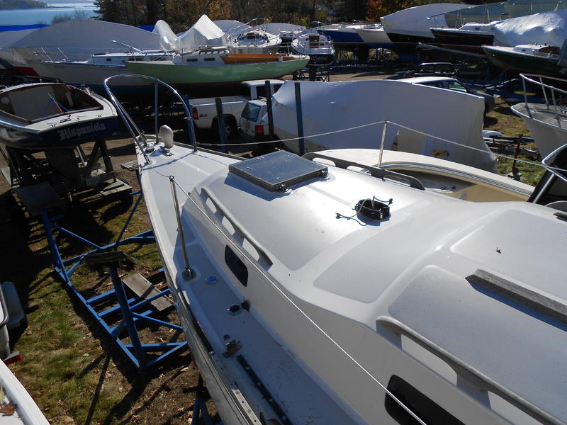 Irwin 25 Sailboat For Sale In Maine