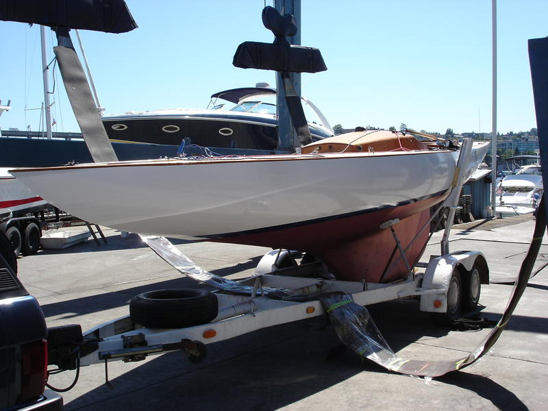 1968 SAVELL INTERNATIONAL DRAGON Sailboat For Sale In Washington