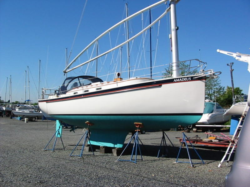1984 Hinterhoeller Nonsuch 30 Ultra Sailboat For Sale In New Jersey