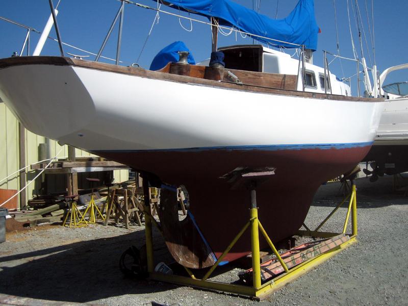 1965 Pearson Vanguard Sailboat For Sale In Florida