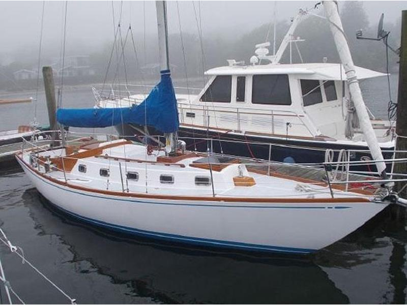 1969 Nautor Swan 36 Sailboat For Sale In Maine