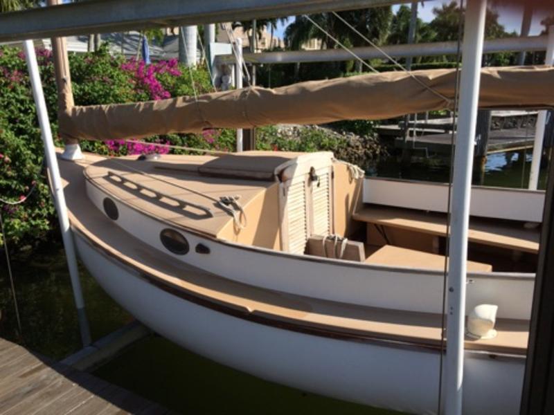 1990 Marshall Sanderling Sailboat For Sale In Florida