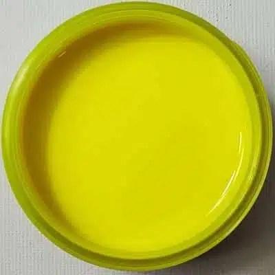 fluorescent yellow blaze