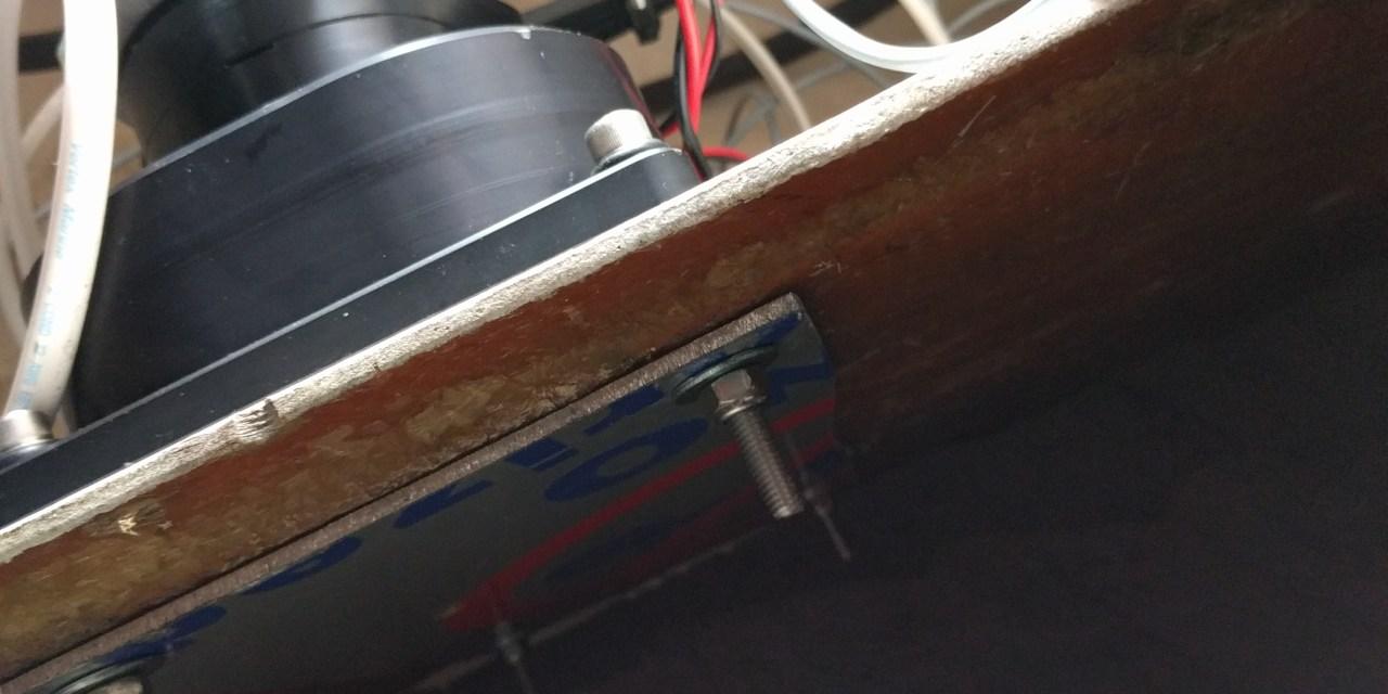 Installing the DD15 drive unit