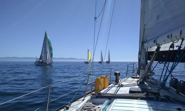 Chilling in Banderas Bay