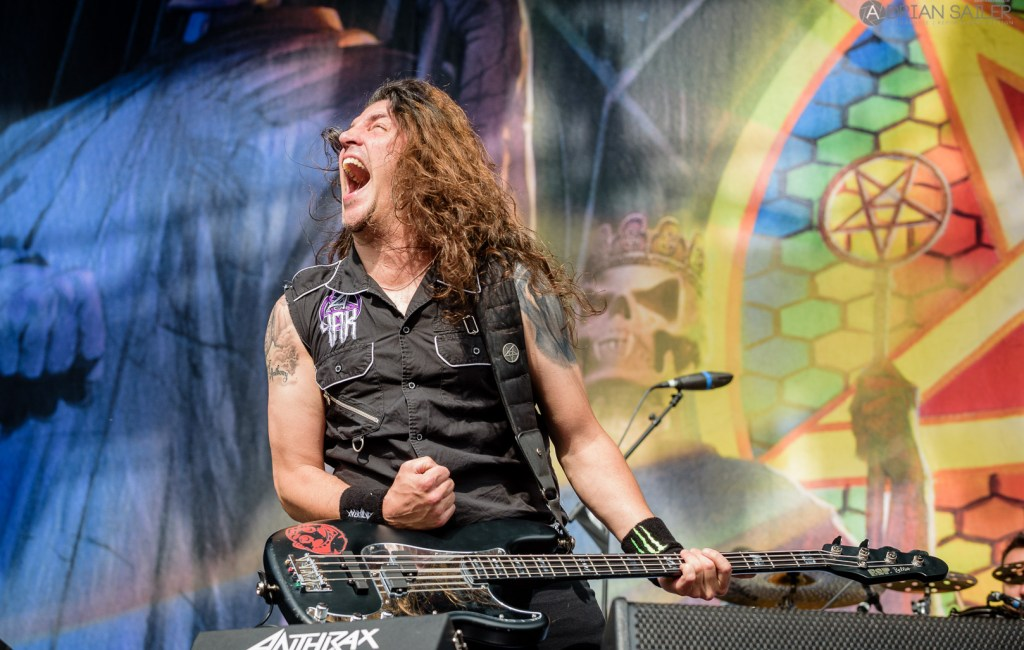 Anthrax  – Rockavaria 2016