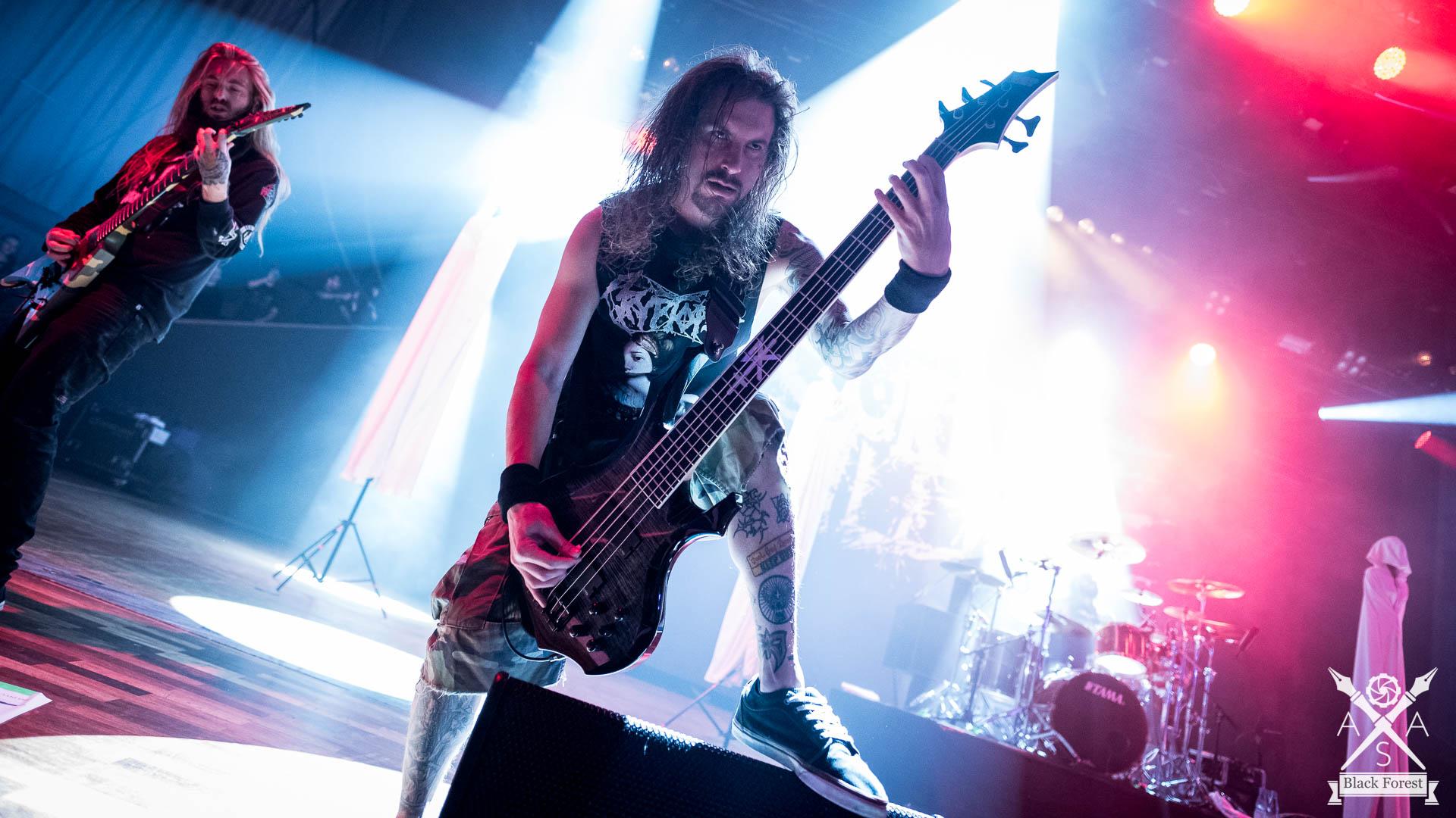 Suicide Silence - Knockdown 2016 - Adrian Sailer