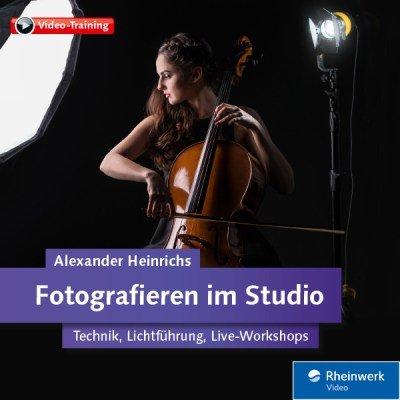 Videotraining: Fotografieren im Studio