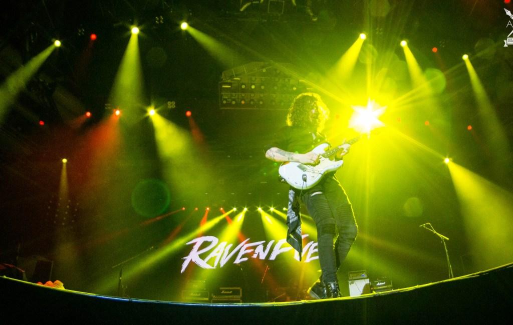 RavenEye – Kiss Support – Scheyerhalle Stuttgart