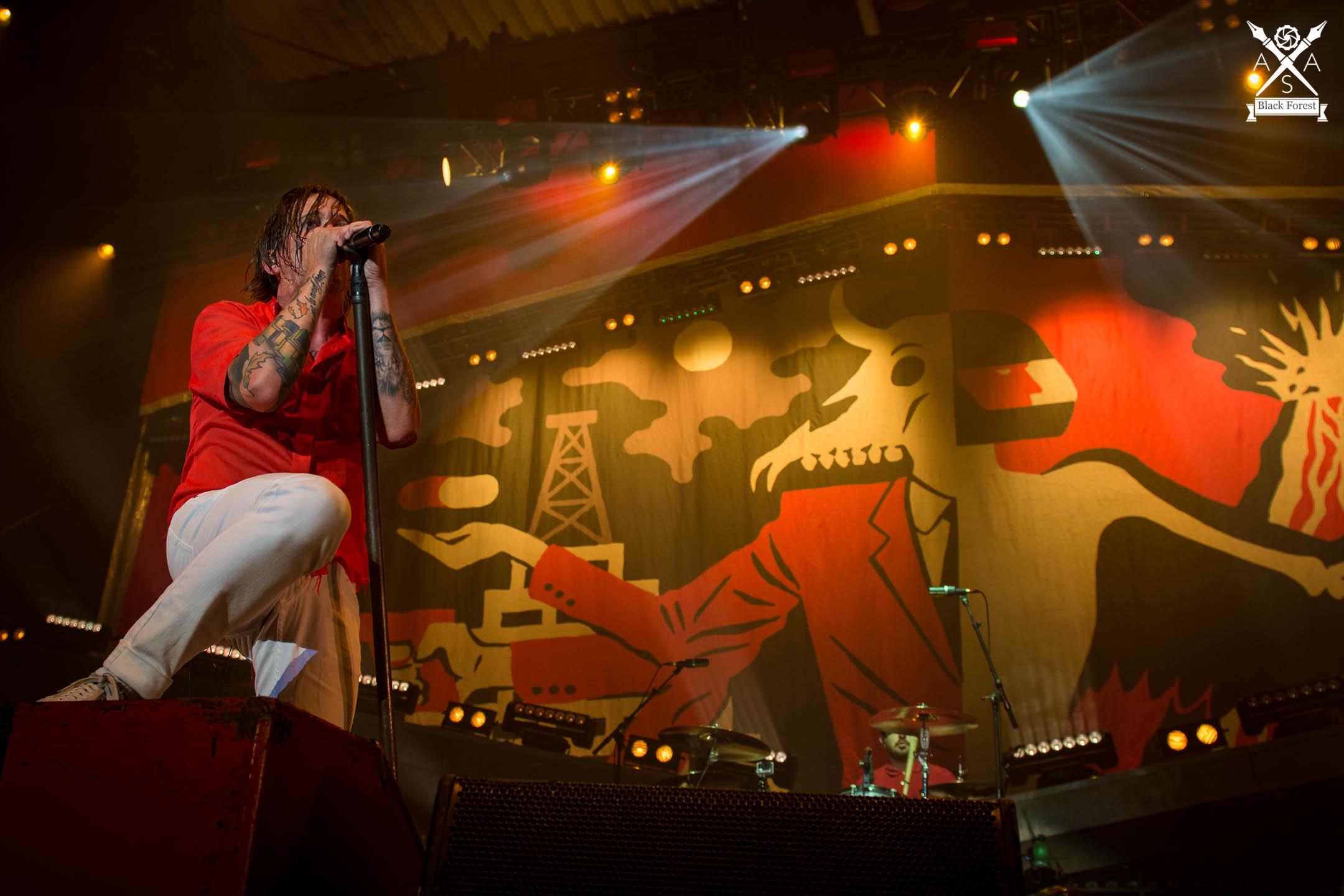 Billy Talent Konzert Freiburg