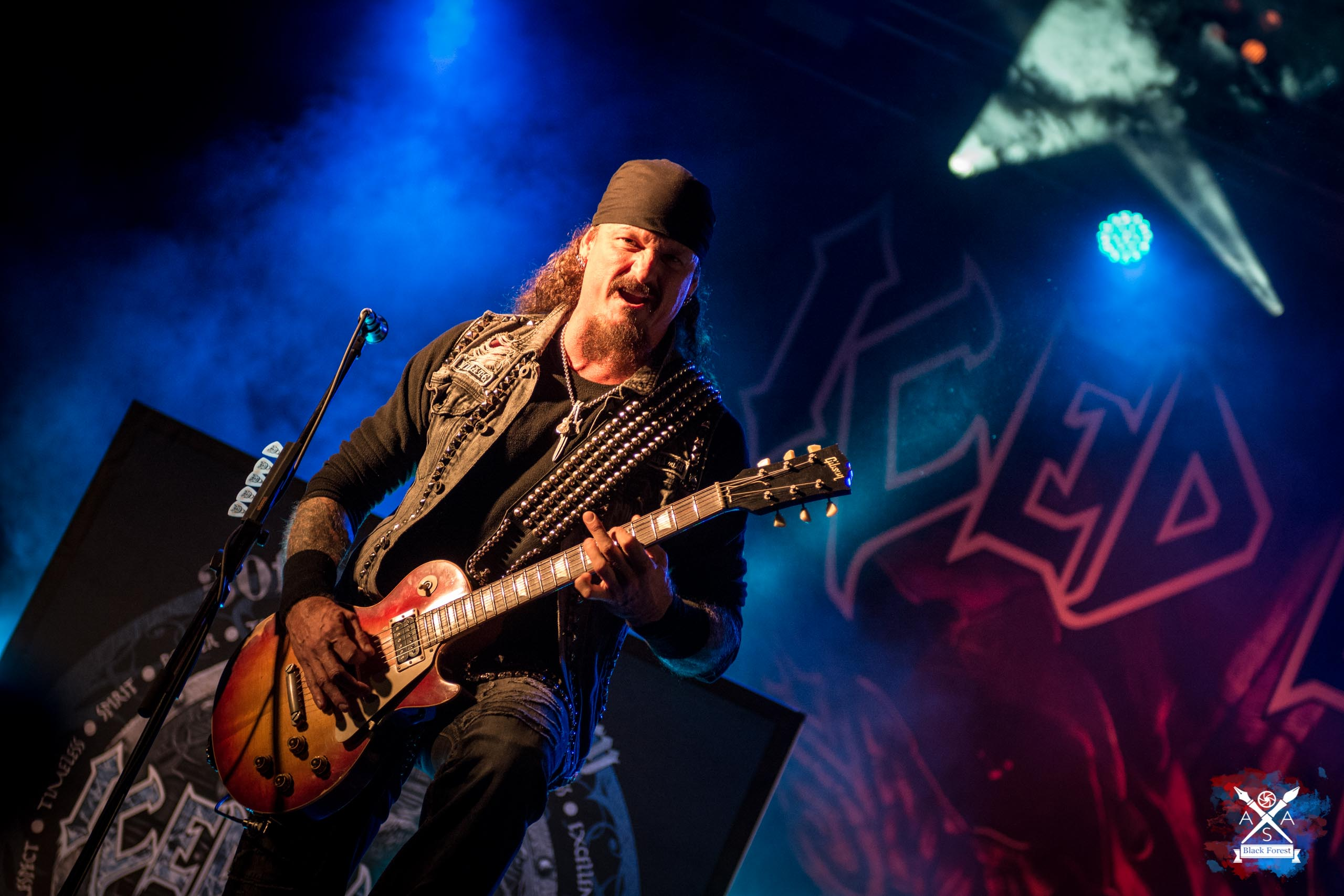 Iced Earth - Rock Am Stück 2018