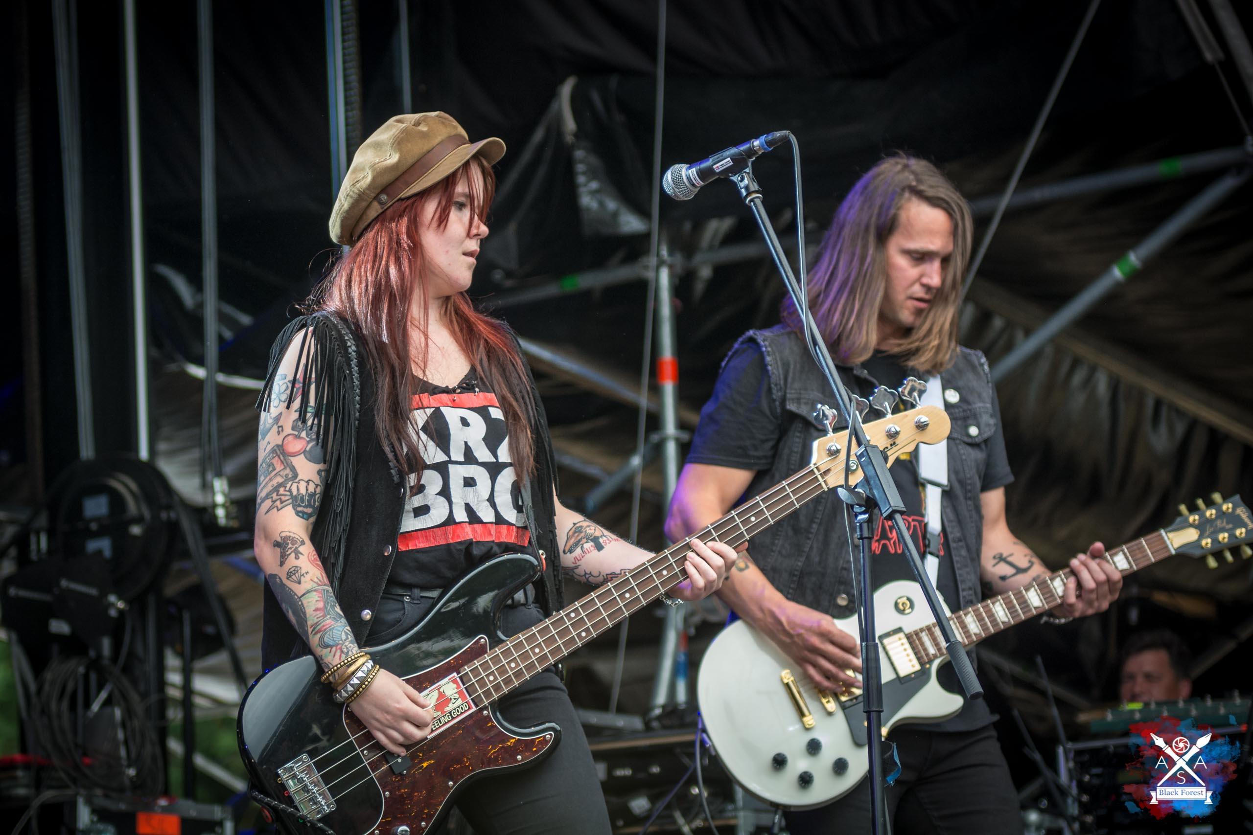 The Headlines - Rock Am Stück 2018