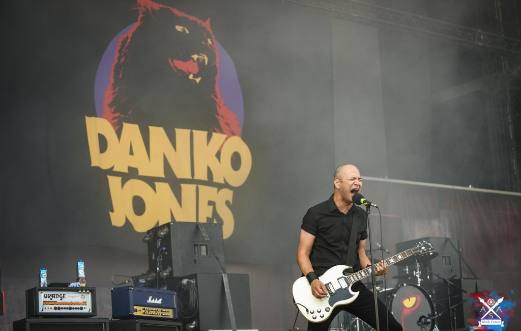 Danko Jones – Summer Breeze  Open Air 2018