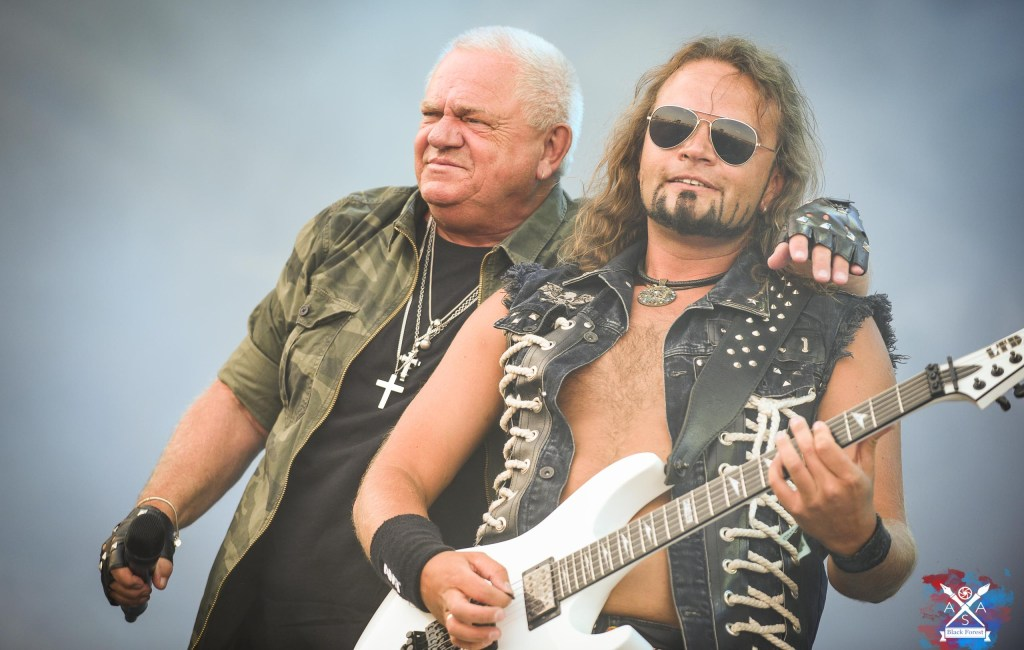 Dirkschneider – Summer Breeze  Open Air 2018