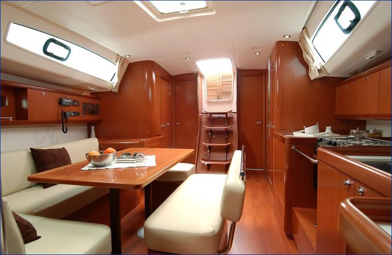 Beneteau Oceanis 43 Bareboat Charter Greece Yacht